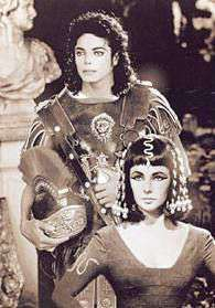 Michael Jackson - foto Sony
