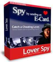 La confezione di Lover Spy