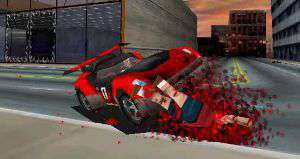 Uno screenshot del game Carmageddon
