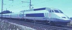 Il TGV francese