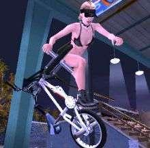 Uno shot del gioco Acclaim