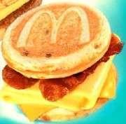 Una pubblicità McDonald's