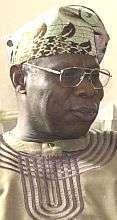 Il presidente nigeriano Obasanjo