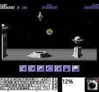 Una schermata dell'emulatore Frodo su PalmOS