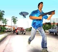 Una schermata di GTA