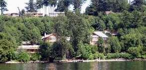 La villa di BG