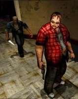 Una schermata da Manhunt
