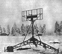 Radar inglese del 1944