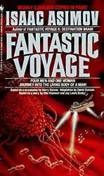 La copertina del celebre libro di Asimov