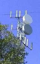 Una stazione per cellulari (foto: BTS Friuli)