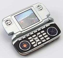 3D Game-Phone aperto