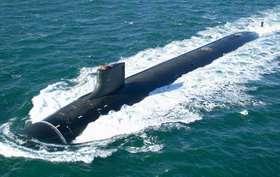 Il nuovo sommergibile-spia americano