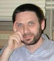 Il capo del progetto prof. Palanker