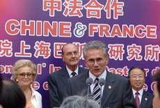 Il direttore del Pasteur di Shanghai