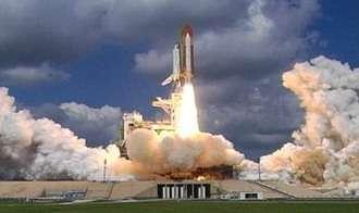 Il lancio del Discovery