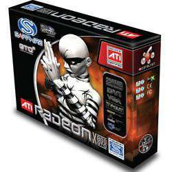 Sapphire Radeon X800 GTO²