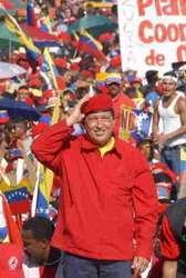 Il leader maximo venezuelano