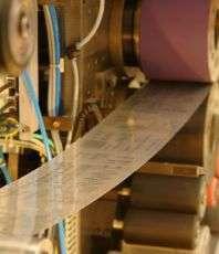 Rotativa per la produzione di circuiti stampati