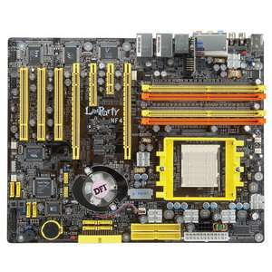DFI nForce4 SLI-DR Expert