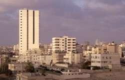 La città di Gaza