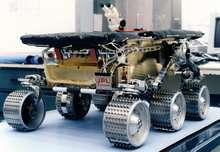 Il robot esploratore