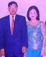 Primo ministro e signora