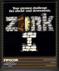 La locandina del primo videogioco