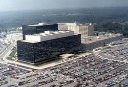 Il quartier generale di NSA