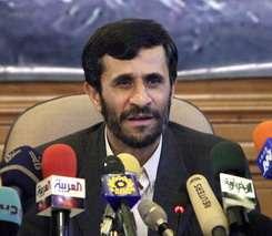 Il presidente iraniano