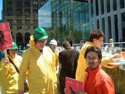 Manifestanti DbyD