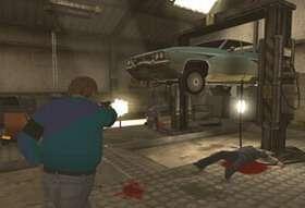 Una schermata del game