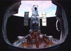 Il telescopio orbitante