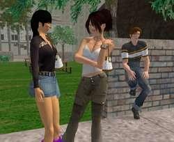 Uno shot del videogame