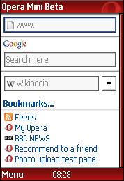 Opera Mini 3