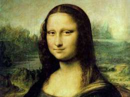 Un particolare del più celebre quadro di Leonardo da Vinci