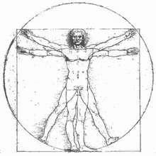 Il più celebre schizzo di Leonardo