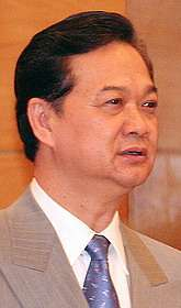 Il leader vietnamita