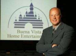 Bob Chapek, presidente di Buena Vista Worldwide Home Entertainment