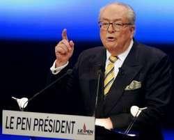 Il politico francese