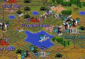 Una schermata di Civ