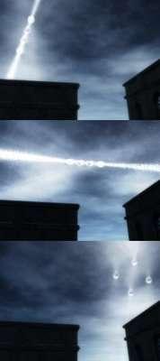 Sui cieli di Varsavia - disegno)