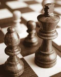 L'antico gioco di re e regine