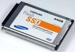 SSD 64 GB Samsung