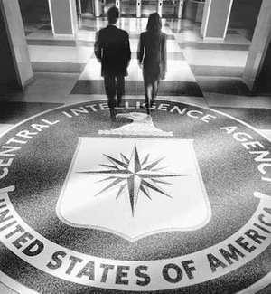 La sede dell'intelligence americana
