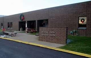 Il centro di detenzione