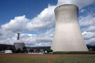 Un impianto nucleare