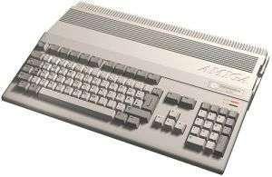 Il mitico e mai dimenticato Commodore Amiga 500