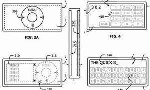 Uno schema del brevetto