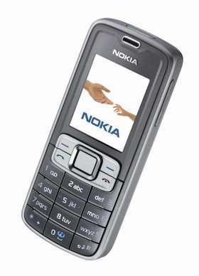 Il cell>Per il resto, come detto, &egrave; un Nokia 3110, cio&egrave; un terminale GSM Triband che misura 108,5x45,7x15,6 mm e pesa 89 grammi, con display da 128x160 pixel a 262mila colori, connettivit&agrave; Mini-USB, Bluetooth e IrDA, player musicale, browser xHTML, vivavoce integrato, client e-mail con supporto per allegati.<div id=