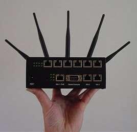 Il nuovo router
